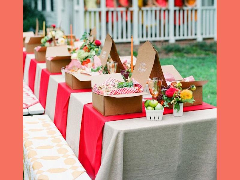 Fiestas and picnics on pinterest - Comida para llevar de picnic ...
